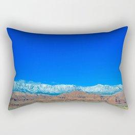 For the Love of Utah Rectangular Pillow