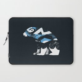 Winter Bear Laptop Sleeve