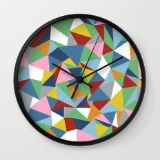Abstraction #7 Wall Clock