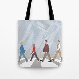 Inception Road Tote Bag