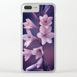 In youth spring Clear iPhone Case