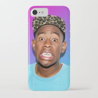 tyler the creator iPhone & iPod Cases featuring Tyler! by Trash Boat
