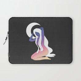 Moon Maiden Laptop Sleeve