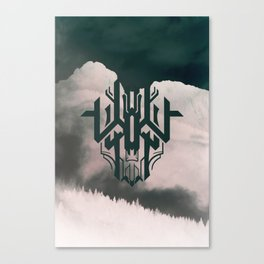 The Haunt Canvas Print
