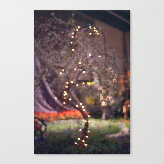 Queen's Tree Canvas Print