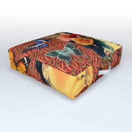 Butterflies frida Outdoor Floor Cushion