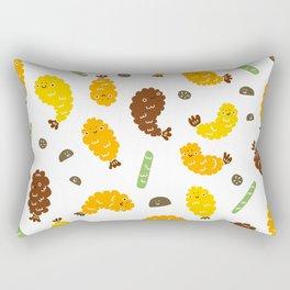 Tempura city Rectangular Pillow