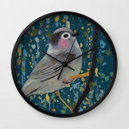 in to dawn Wall Clock