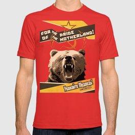 Respect The Bear T-shirt