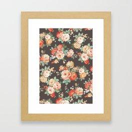 elise shabby chic Framed Art Print