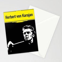 Herbert von Karajan Stationery Cards