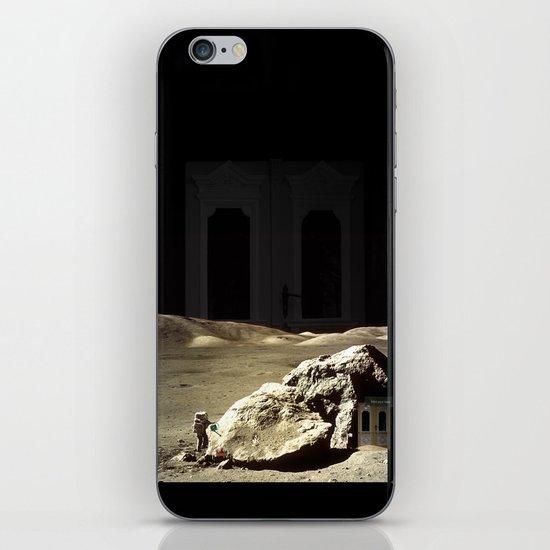 Space is deep iPhone & iPod Skin