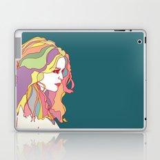 Big Hair day Laptop & iPad Skin