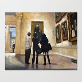 MFA Canvas Print