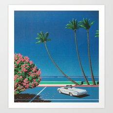 Hiroshi Nagai 4 Art Print
