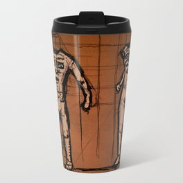 the blemmyes' dilemma Travel Mug