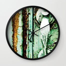 Come In Wall Clock