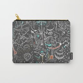When We Were Small, And Fear Was Just a Memory. Carry-All Pouch