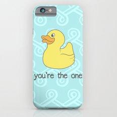 Rubber Duckie Slim Case iPhone 6s