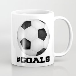 #Goals Coffee Mug