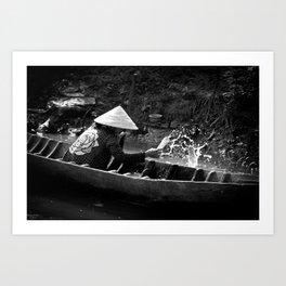 Vietnam Art Print
