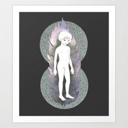 Aswang Art Print