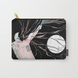 Hold On to Dreams (Hang On to Life) Carry-All Pouch