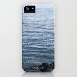 Brooklyn Blues iPhone Case