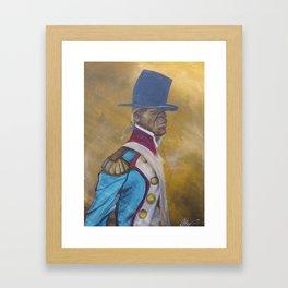 Toussaint Louverture Framed Art Print