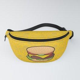 Cheeseburger Fanny Pack