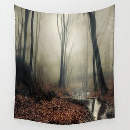 Sounds of Silence Wall Tapestry