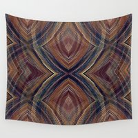 southwest Wall Tapestries featuring Southwest Textile by David Lee