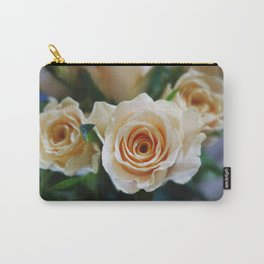 Rose Pattern #2 Carry-All Pouch