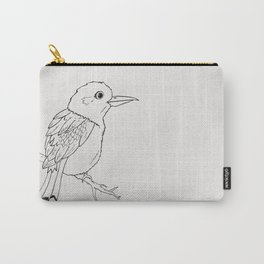 Laughing at You and Me Carry-All Pouch