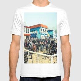 Bicycle Parking Lot T-shirt