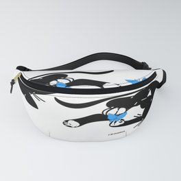 """""""Purrfect Playtime"""" Fanny Pack"""