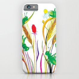 """Illustration for the children's book """"Small White and the Wing Tailor"""" 6 iPhone Case"""
