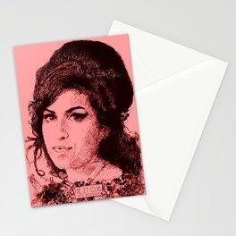 27 Club - Winehouse Stationery Cards