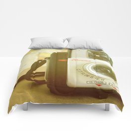 Travel Photographer Comforters