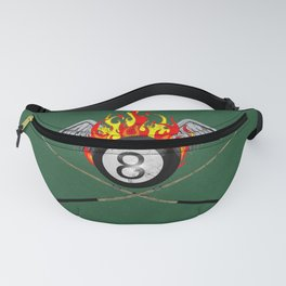 Pool Player Fanny Pack