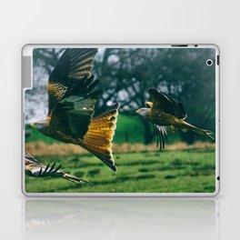 Red Kites. Laptop & iPad Skin