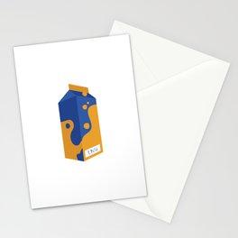 Lando 4 Milk Carton Stationery Cards