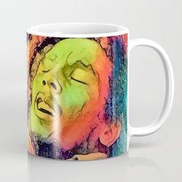 Artistic Marley Coffee Mug
