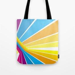 Stripes universe Tote Bag