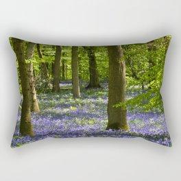 Bluebell Woods Rectangular Pillow