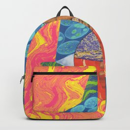 too many flavors Backpack