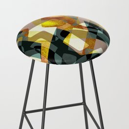 All That Glitters Bar Stool