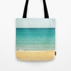 Beach,Sea & Sky - abstract Tote Bag