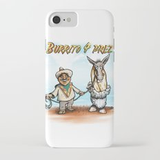Burrito 4 Prez Slim Case iPhone 8