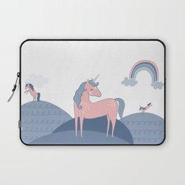 Unicorn hills Laptop Sleeve